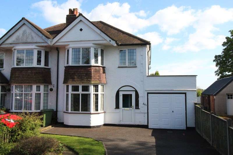 3 Bedrooms Semi Detached House for sale in High Street, Shirley, Solihull