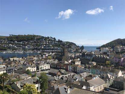 3 Bedrooms Maisonette Flat for sale in Dartmouth, Devon