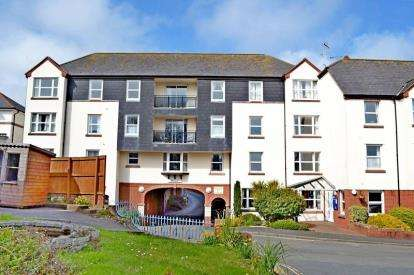 1 Bedroom Retirement Property for sale in Brewery Lane, Sidmouth, Devon