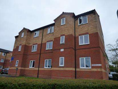1 Bedroom Flat for sale in St. Annes Court, St. Annes Way, Birmingham, West Midlands