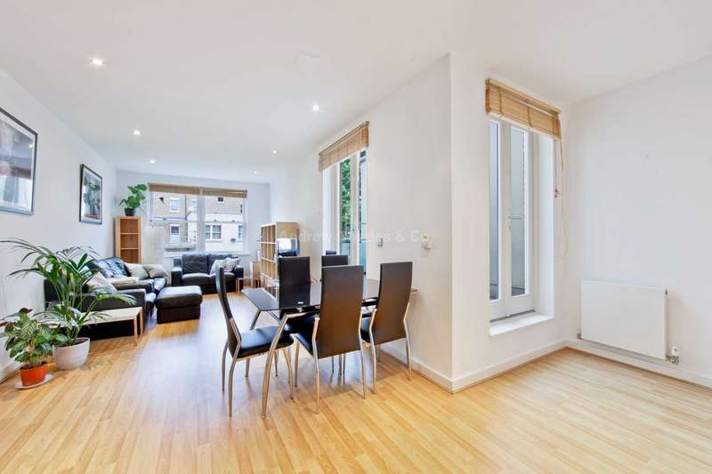 2 Bedrooms Flat for sale in Shelburne Road, Holloway N7