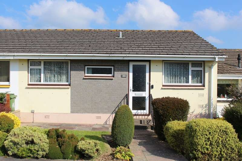 2 Bedrooms Bungalow for sale in High Park Close, Bideford
