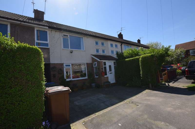 2 Bedrooms Terraced House for sale in Nevin Avenue, Cheadle Hulme