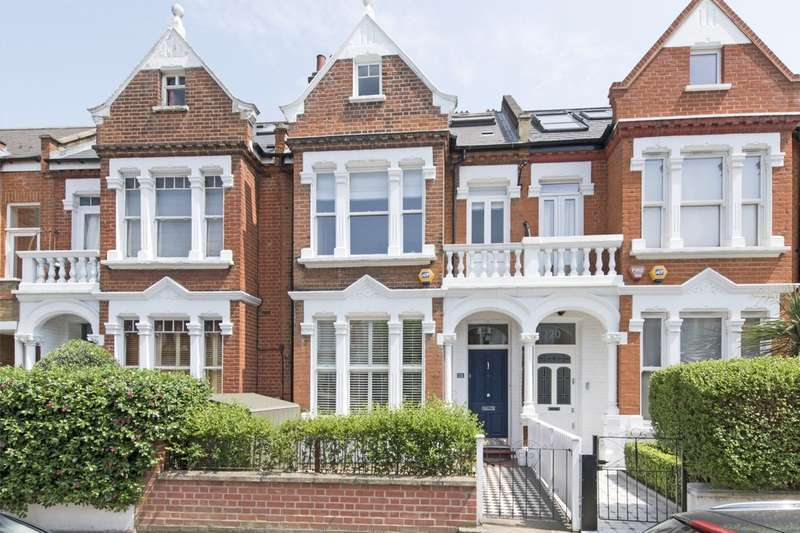 5 Bedrooms Terraced House for sale in Altenburg Gardens, Battersea, London