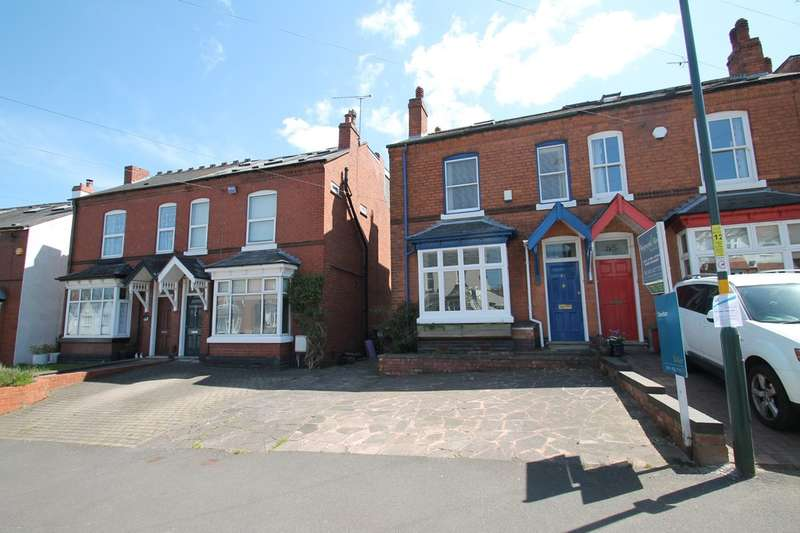 4 Bedrooms Semi Detached House for rent in Park Hill Road, Harborne, B17 9HH