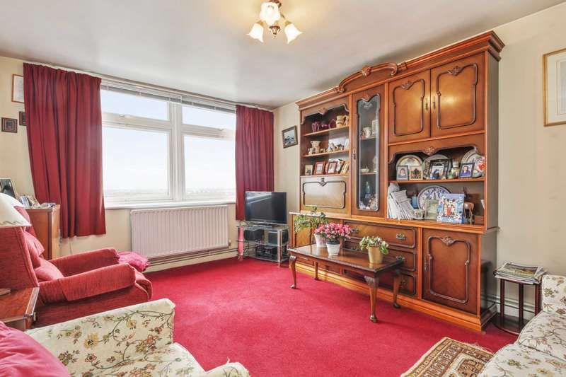 2 Bedrooms Apartment Flat for sale in Bush Court, Shepherds Bush Green, London W12 8PL