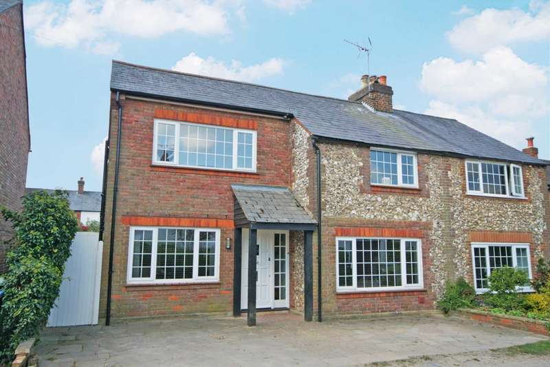 4 Bedrooms Semi Detached House for sale in Chipperfield