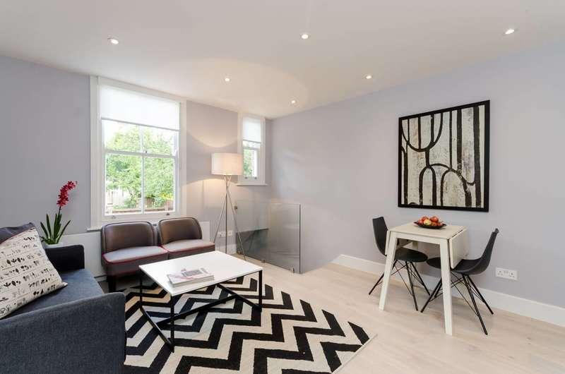 1 Bedroom Flat for sale in Dunraven Road, Shepherd's Bush, W12