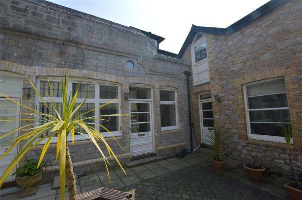 1 Bedroom Terraced House for sale in The Old Town Hall, Manor Road, St Marychurch, Torquay Devon