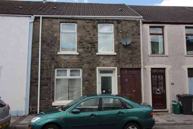3 Bedrooms Terraced House for sale in David Price Street, Aberdare, Mid Glamorgan, CF44 7ET