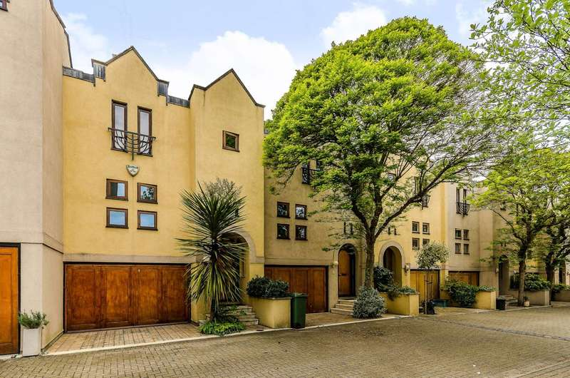 4 Bedrooms Terraced House for sale in Orleston Mews, Islington, N7