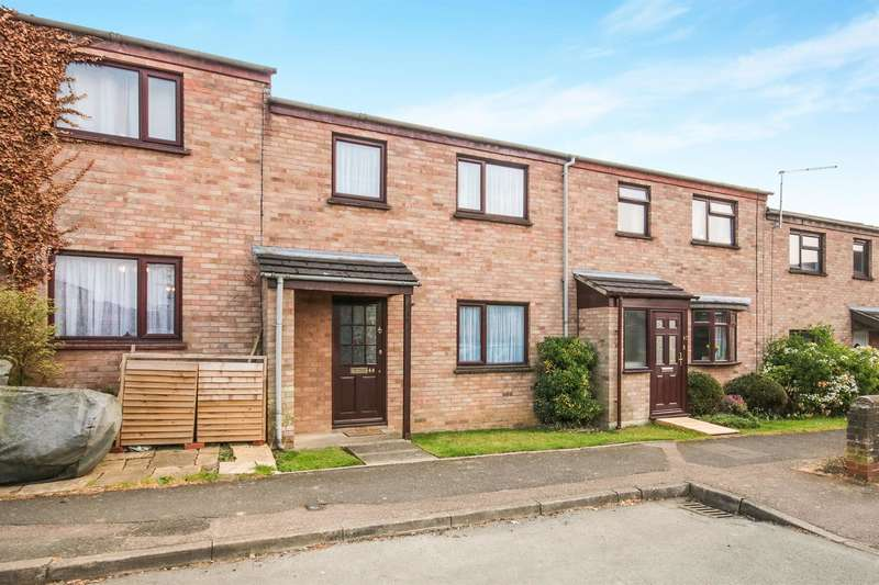3 Bedrooms Terraced House for sale in Dunstalls, Harlow, CM19