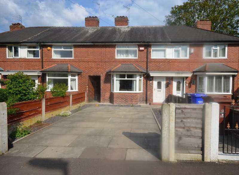 3 Bedrooms Terraced House for sale in Kerne Grove, Northern Moor, Manchester M23