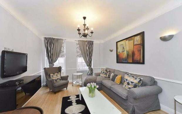 2 Bedrooms Flat for sale in London W1H