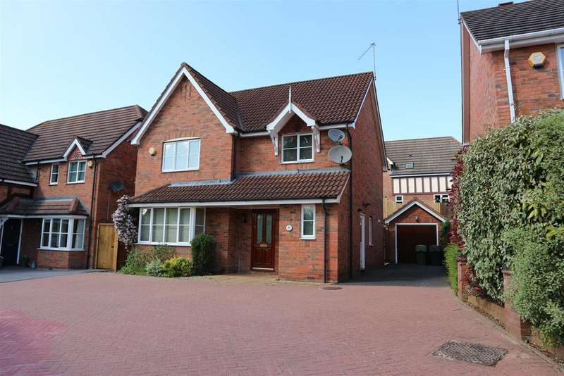 4 Bedrooms Detached House for sale in Kinver Drive, Hagley, Stourbridge