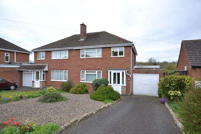 3 Bedrooms Semi Detached House for sale in Hawthorne Road, Halesowen