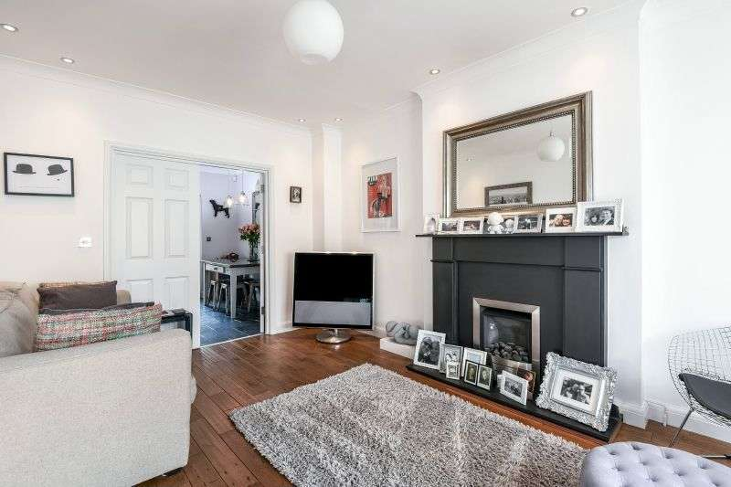3 Bedrooms End Of Terrace House for sale in Napsbury Park, St Albans, Hertfordshire