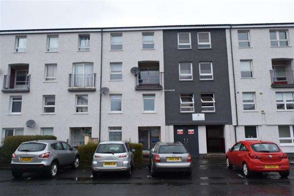 3 Bedrooms Maisonette Flat for sale in Ettrick Terrace, Johnstone