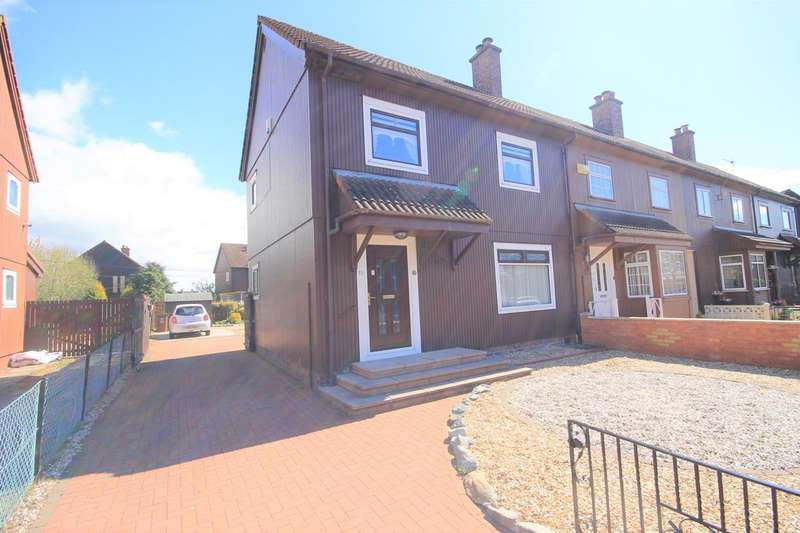 3 Bedrooms Terraced House for sale in Muirhouse Drive, Motherwell