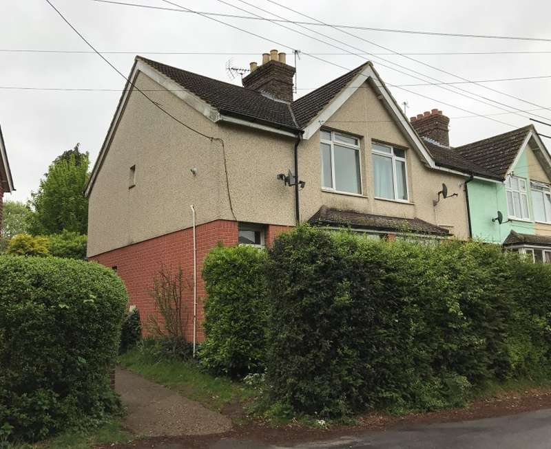 3 Bedrooms End Of Terrace House for sale in Kent Street, Mereworth, Maidstone, Kent, ME18 5QR