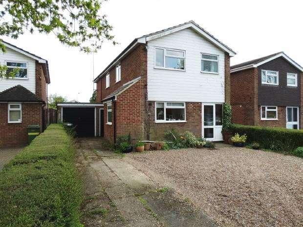 4 Bedrooms House for sale in Oak Lane, Headcorn, Kent, TN27 9TH