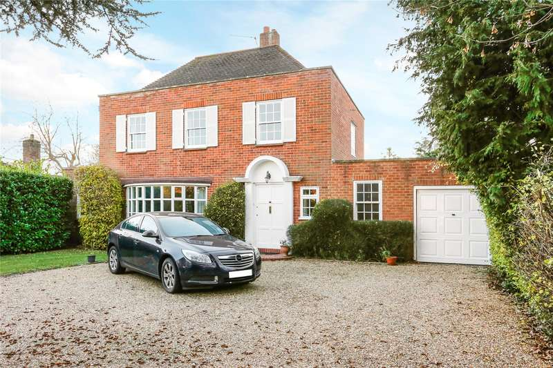 4 Bedrooms Detached House for sale in Woodside Avenue, Beaconsfield, Buckinghamshire, HP9
