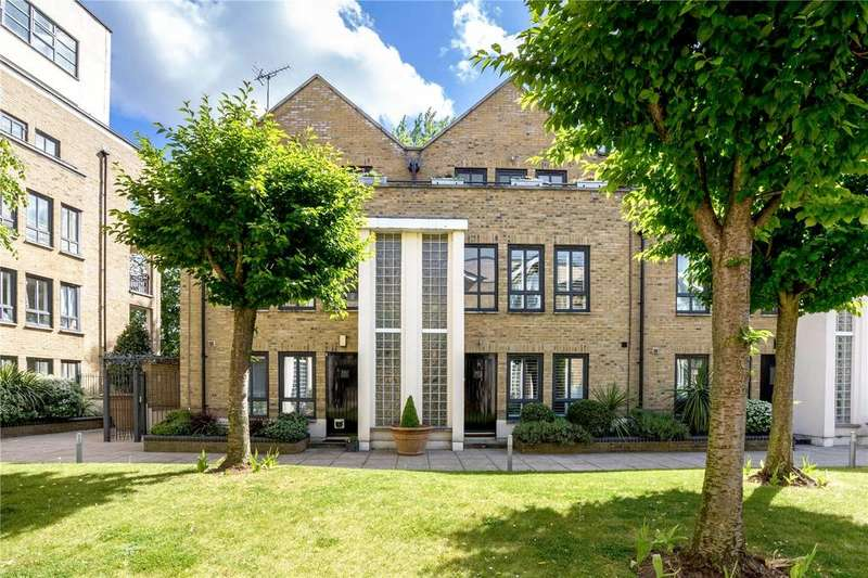 3 Bedrooms Terraced House for sale in Brightlingsea Place, Limehouse, London, E14