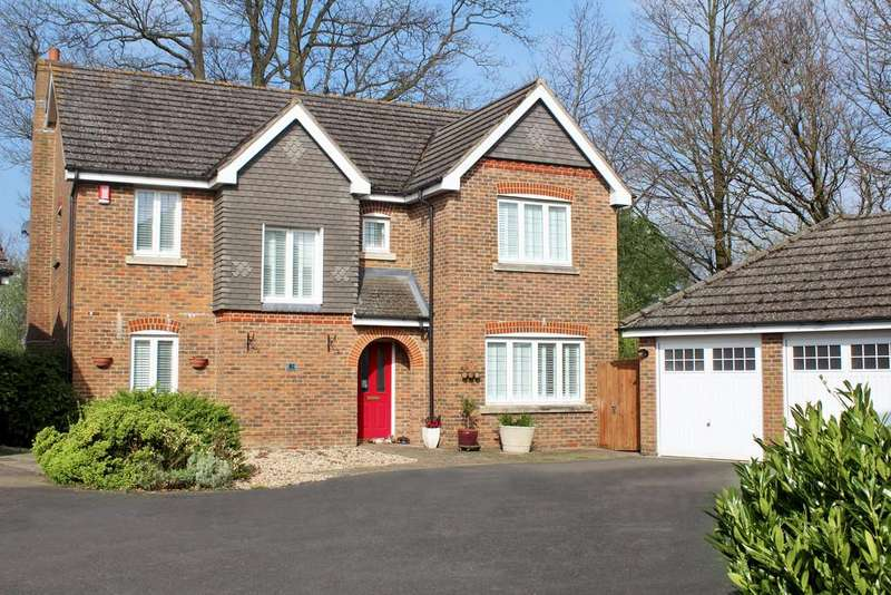 5 Bedrooms Detached House for sale in Storrington