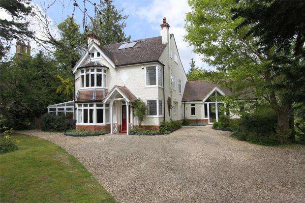8 Bedrooms Detached House for sale in Woodlands Road, Great Shelford, Cambridge