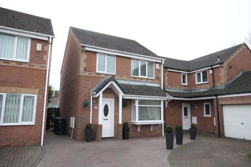 3 Bedrooms Detached House for sale in Marwell Drive, Washington, NE37