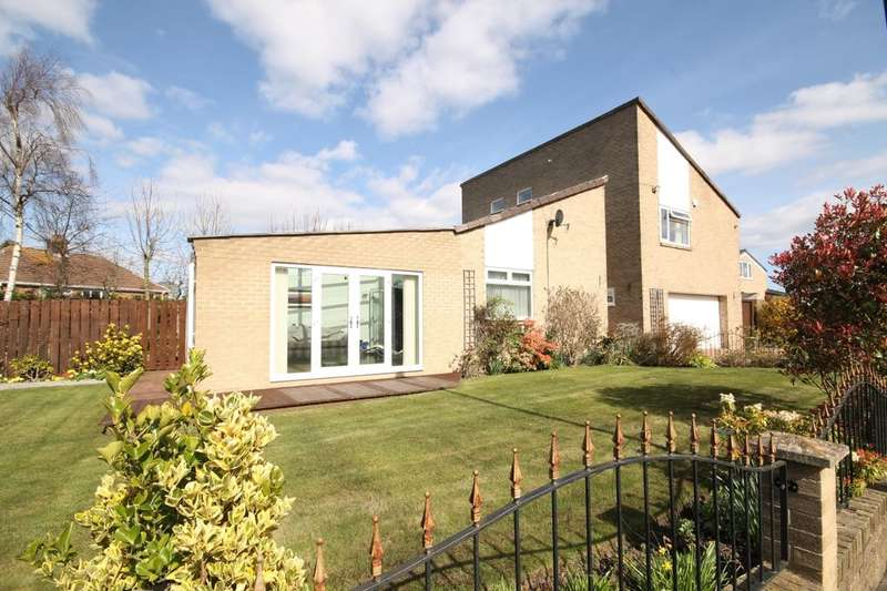 4 Bedrooms Detached House for sale in The Generals Wood, Washington, NE38