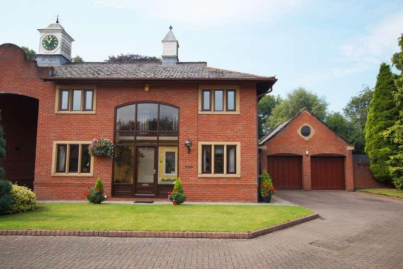 4 Bedrooms House for sale in 4 bedroom House Link Detached in Oakmere