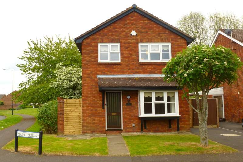4 Bedrooms Detached House for rent in Colehill Crescent, Bournemouth