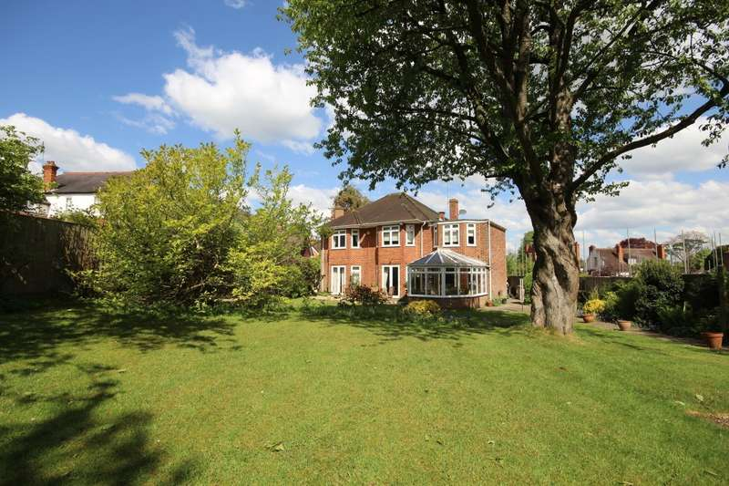 4 Bedrooms Detached House for sale in St Mark's Road, Henley-On-Thames, RG9
