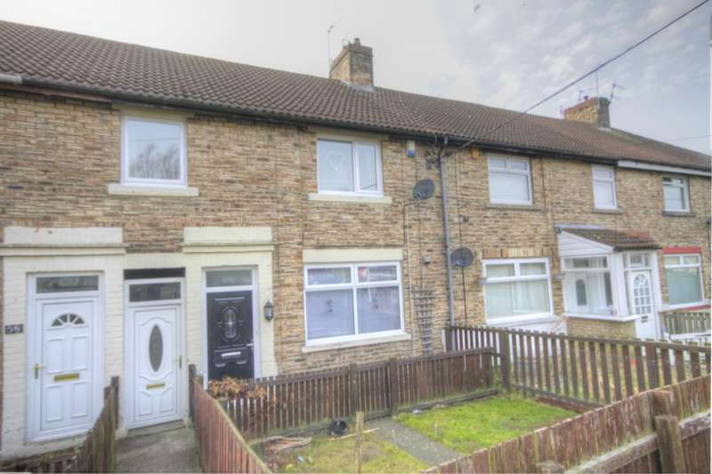 3 Bedrooms Property for sale in Priestman Avenue, The Grove, Consett, DH8