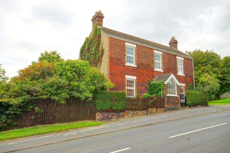 3 Bedrooms Detached House for sale in School House, Edmondsley, Durham, DH7