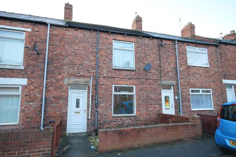 2 Bedrooms Property for sale in Hylton Terrace, Pelton, Chester Le Street, DH2