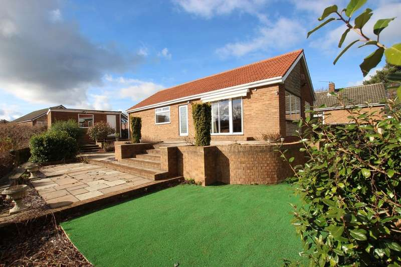 3 Bedrooms Detached Bungalow for sale in Towneley Fields, Rowlands Gill, NE39