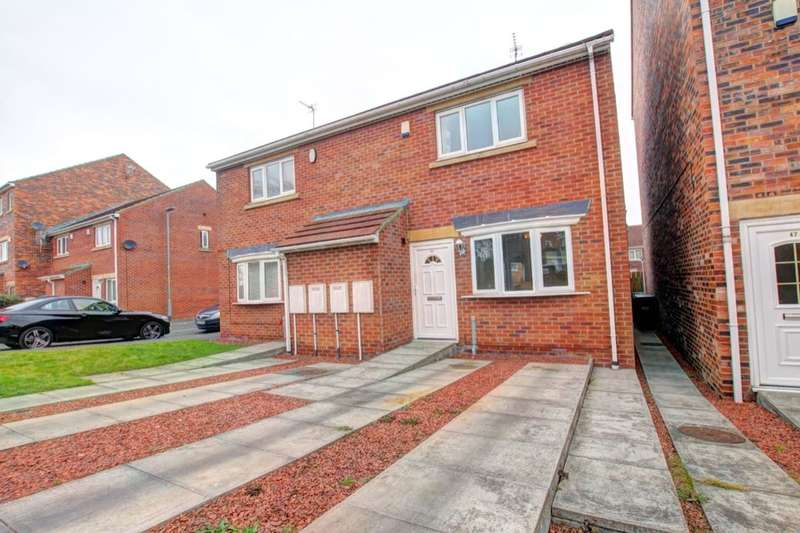 3 Bedrooms Semi Detached House for sale in Stone Street, Windy Nook, Gateshead, NE10