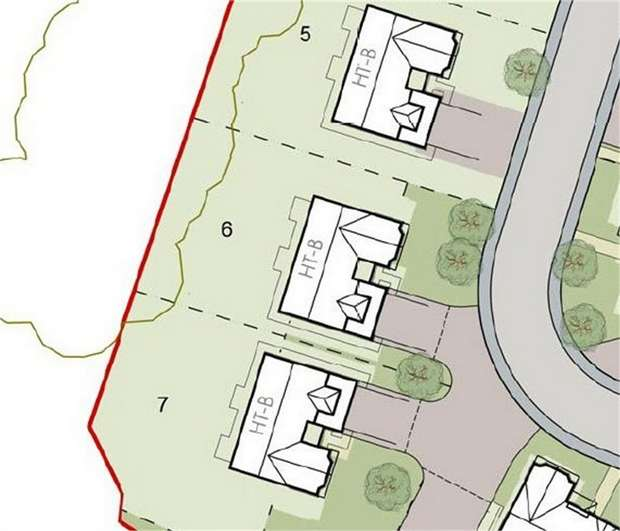 Land Commercial for sale in The Paddock, Van Road, CAERPHILLY