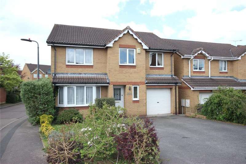 5 Bedrooms Detached House for sale in Juniper Way, Bradley Stoke, Bristol, BS32