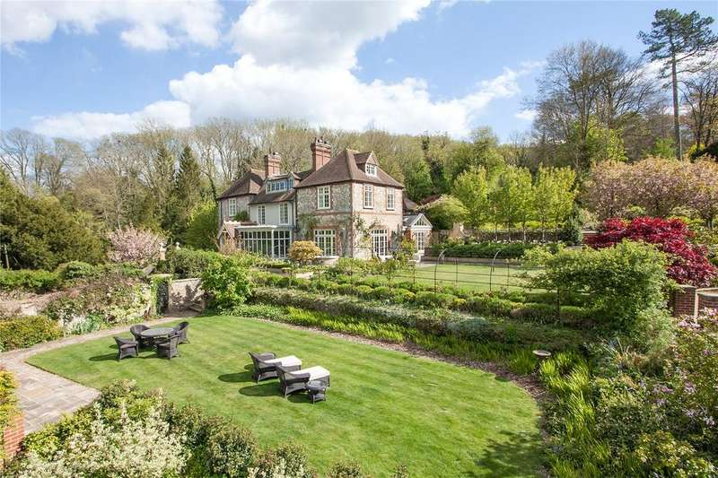 9 Bedrooms Detached House for sale in Chantry Lane, Storrington, Pulborough, West Sussex