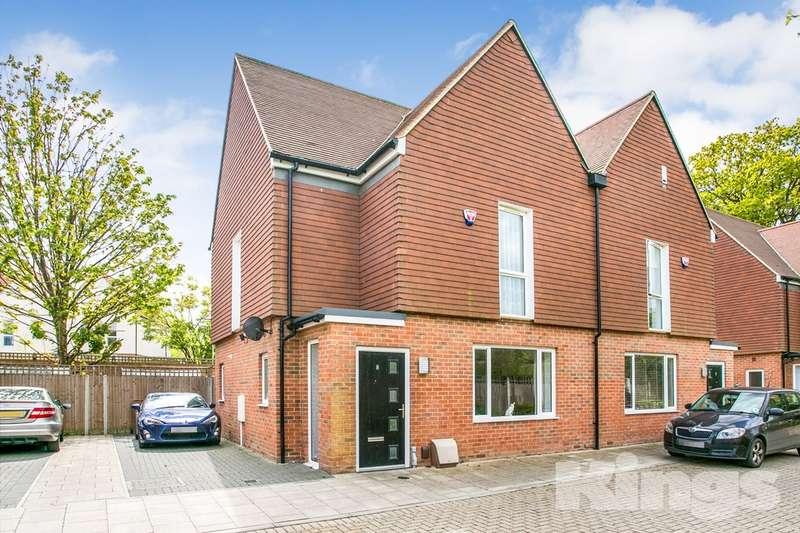 3 Bedrooms Semi Detached House for sale in Spring Walk, Tunbridge Wells