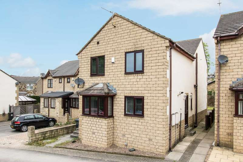 2 Bedrooms Semi Detached House for sale in Orchard Croft, Dewsbury
