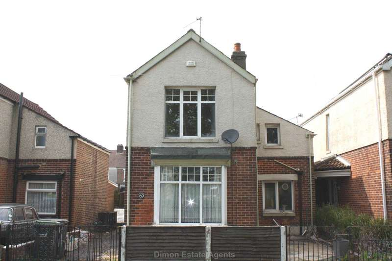 3 Bedrooms Detached House for sale in Grove Road, Gosport