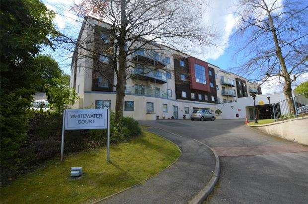 1 Bedroom Flat for sale in Whitewater Court, 20 Station Road, Plymouth, Devon