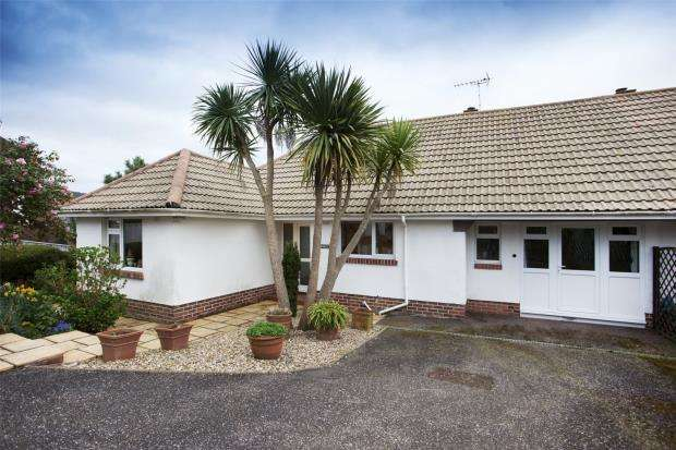 2 Bedrooms Semi Detached Bungalow for sale in Frys Lane, Sidford, Sidmouth, Devon