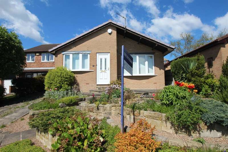 3 Bedrooms Detached Bungalow for sale in Haven Chase, Cookridge, LS16 6SG
