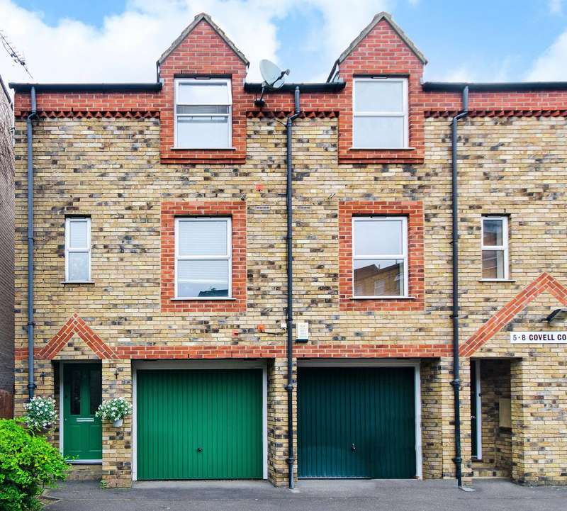 1 Bedroom House for sale in Covell Court, Deptford, SE8