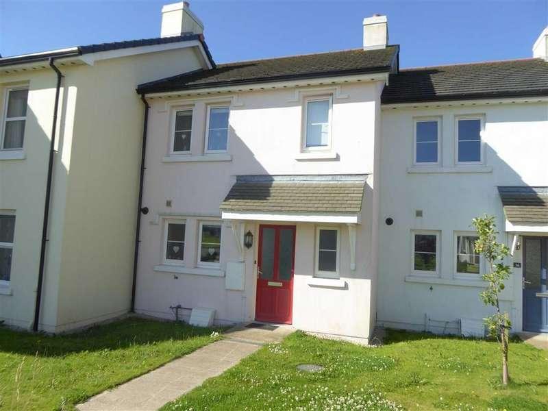 3 Bedrooms Terraced House for sale in Corran Pirragh, Peel, Isle of Man